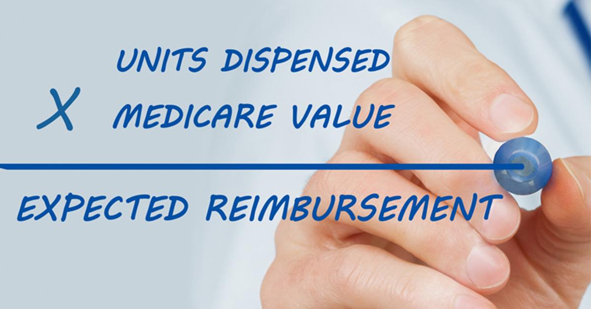Reimbursement calculation with doctor