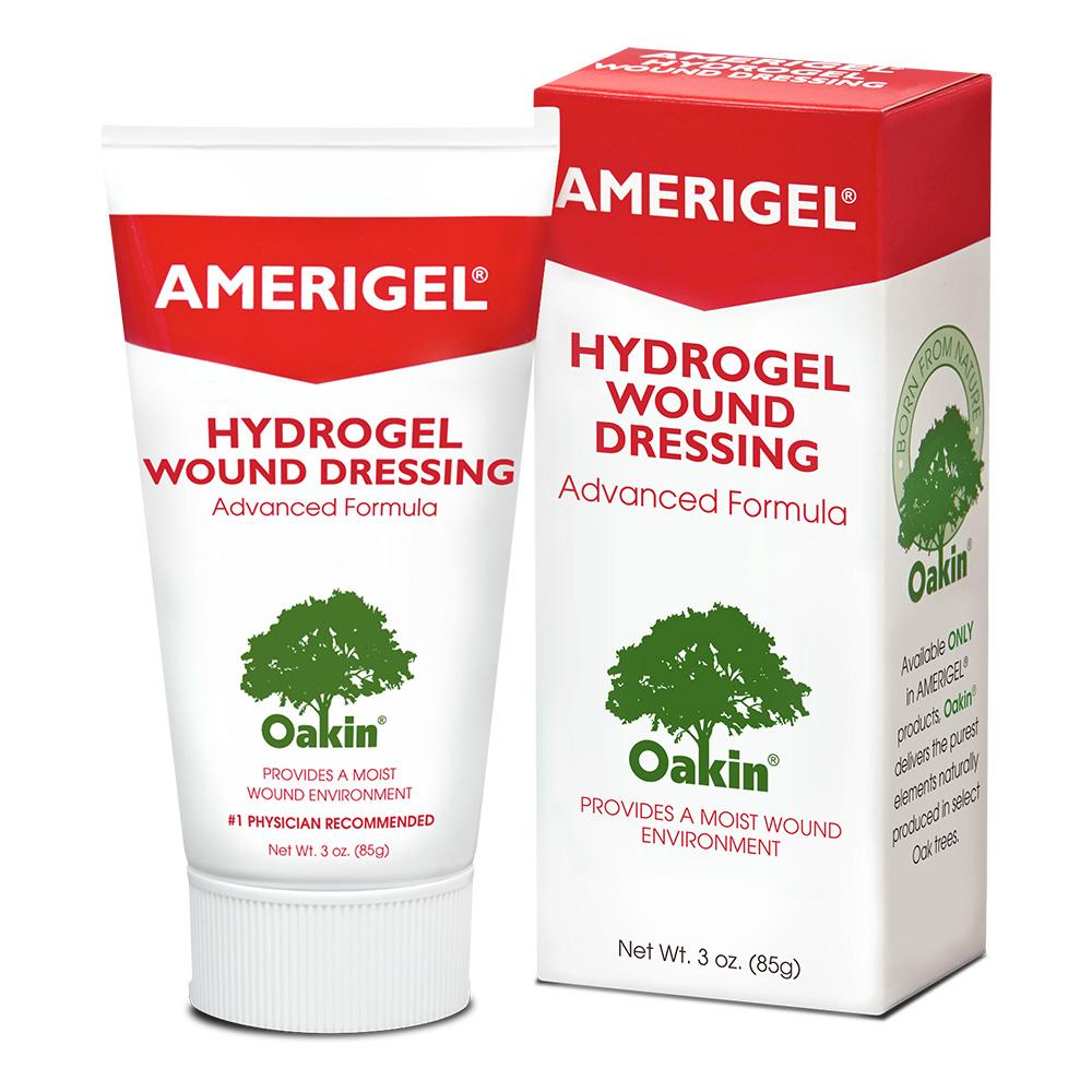 AMERIGEL Hydrogel Wound Dressing - 3 oz