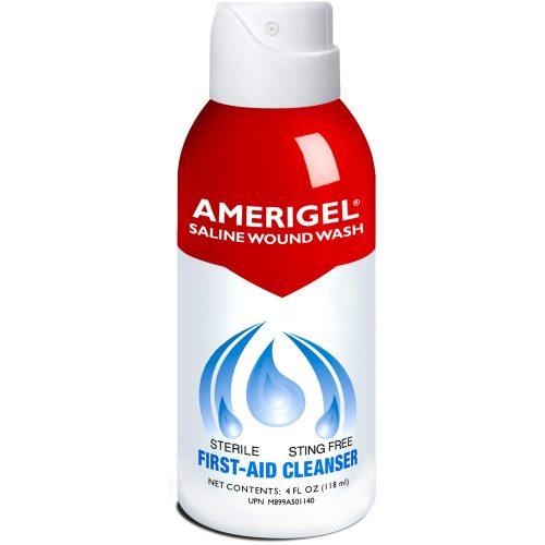AMERIGEL Saline Wound Wash - 4 oz