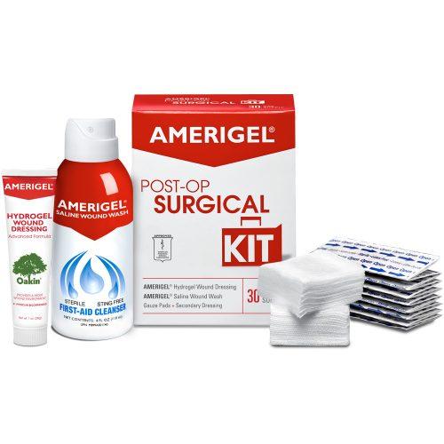 AMERIGEL Post-Op Kits - Fabric Bandages