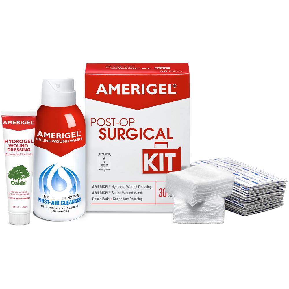AMERIGEL Post-Op Kits - Knuckle Bandages