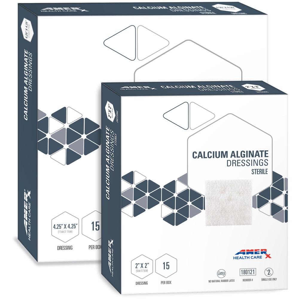 AMERX Calcium Alginate