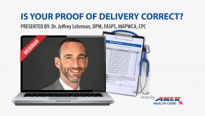 Webinar: Is Your Proof Of Delivery Correct?
