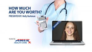Webinar: How Much Are You Worth?