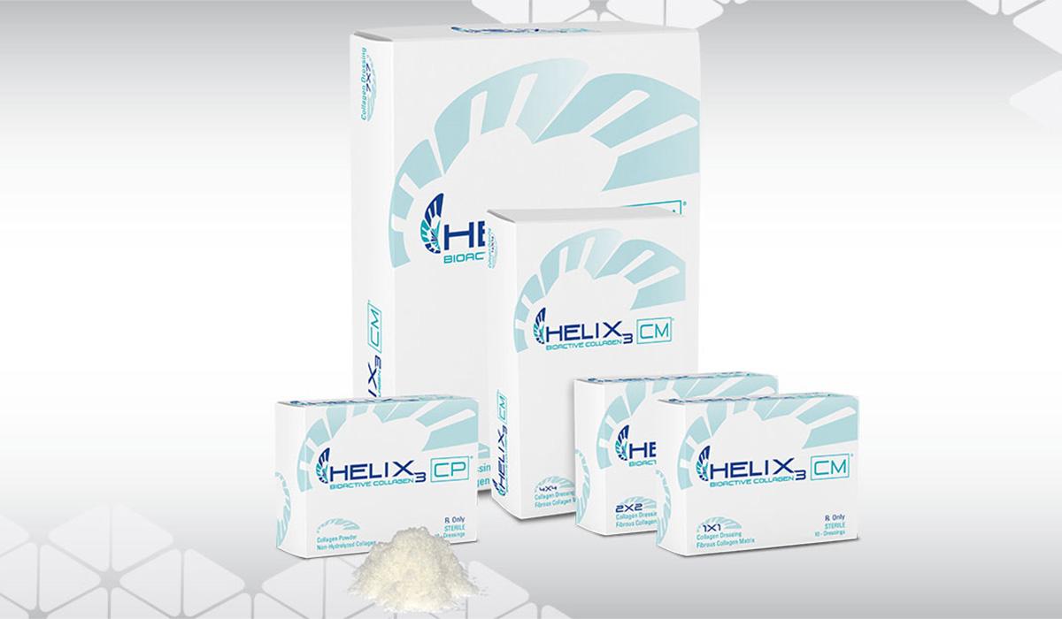 AMERX HELIX Bioactive Collagen Group Image