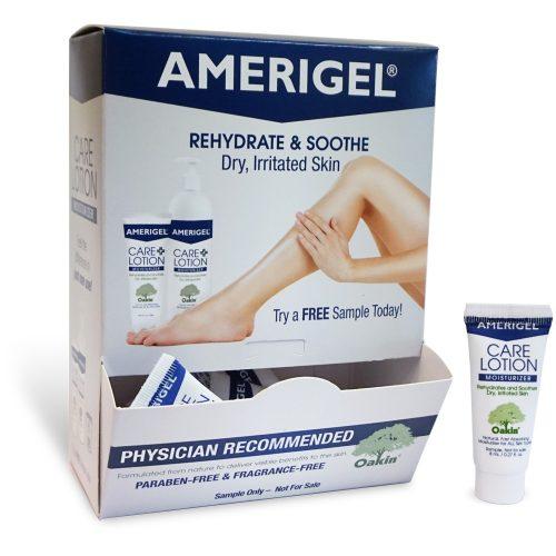 AMERIGEL Care Lotion Samples