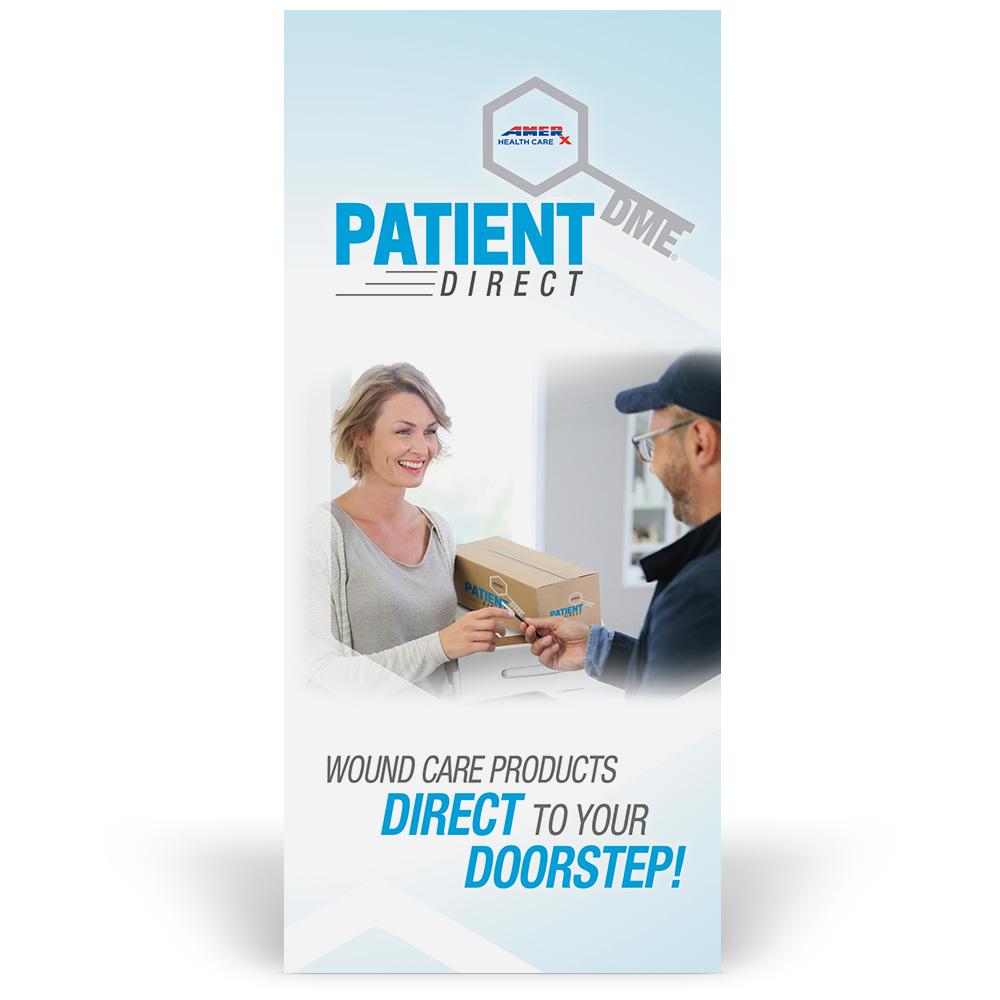 Turn-Key DME Patient Direct Brochure
