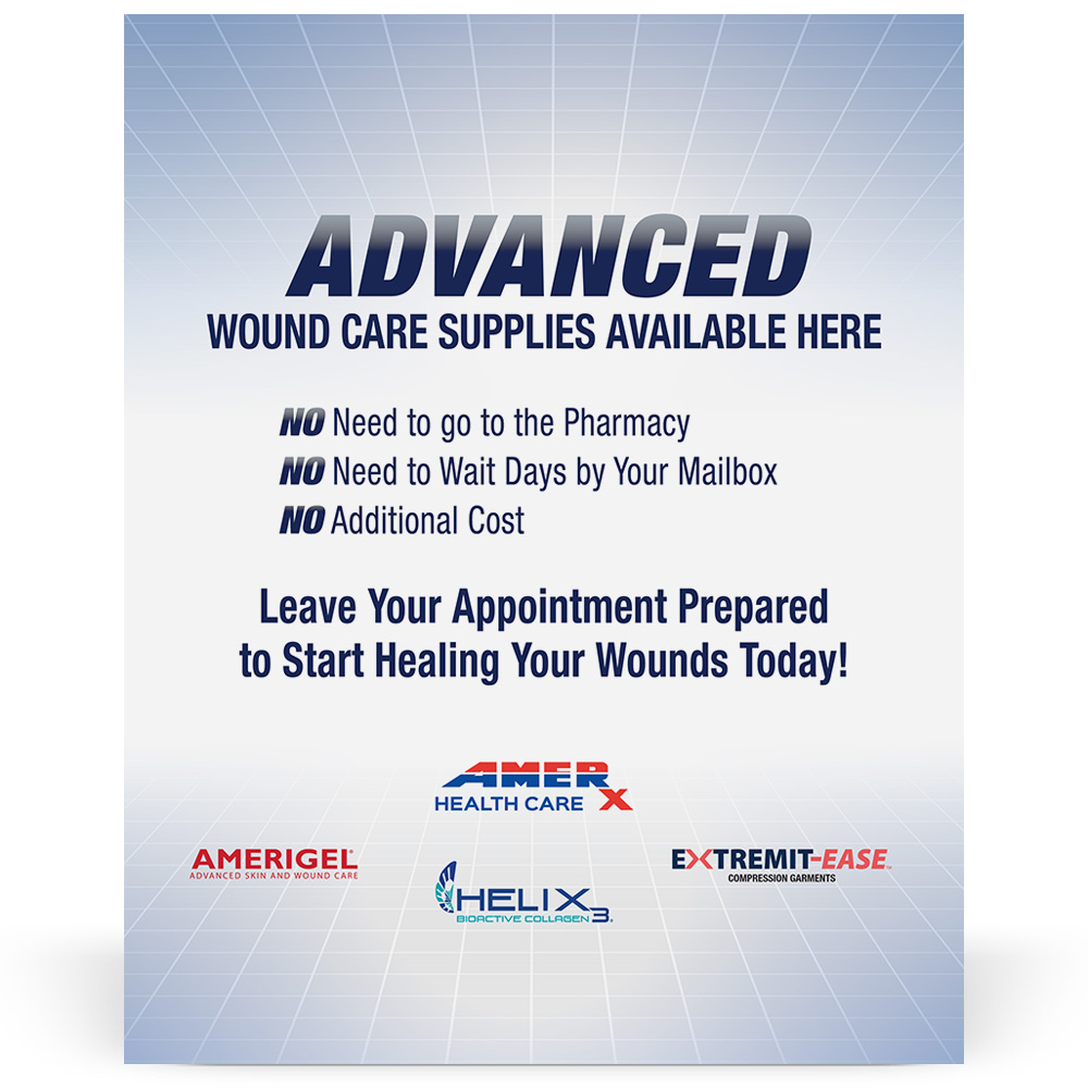 Advanced Wound Care Display