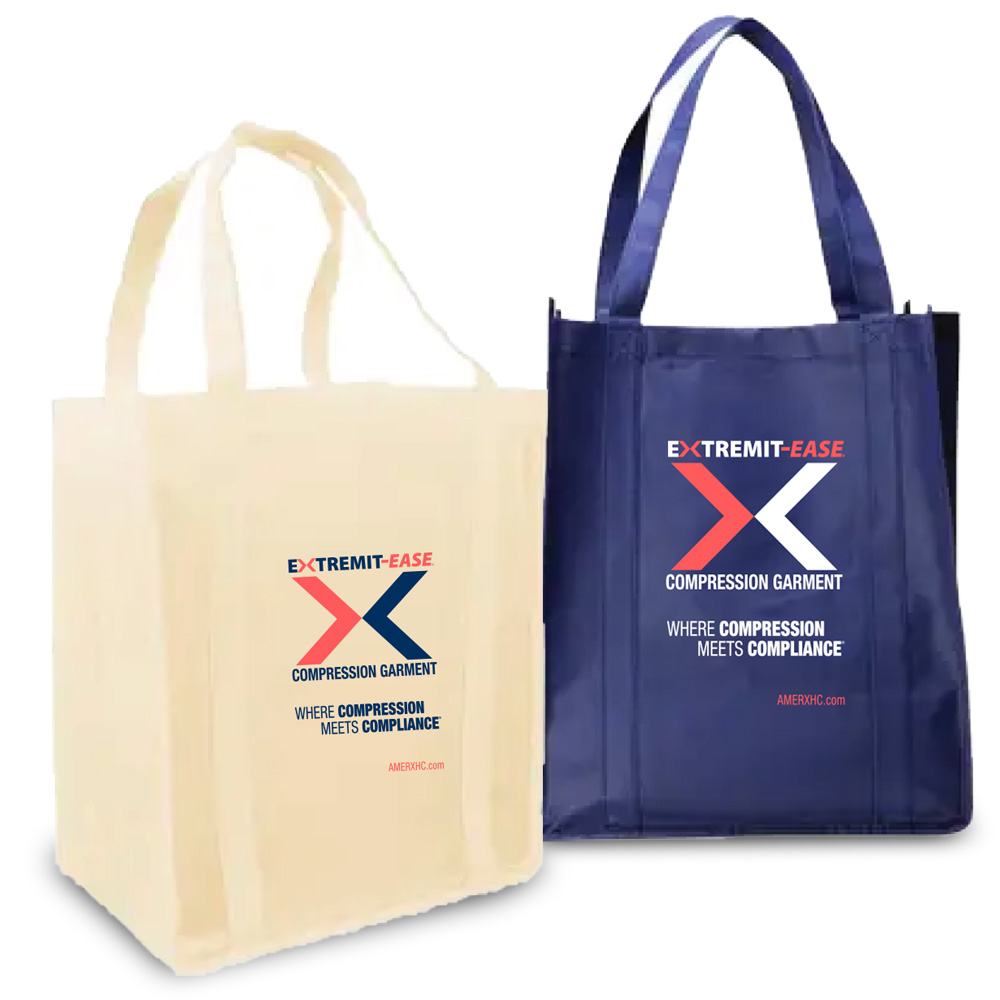 EXTREMIT-EASE Tote Bags