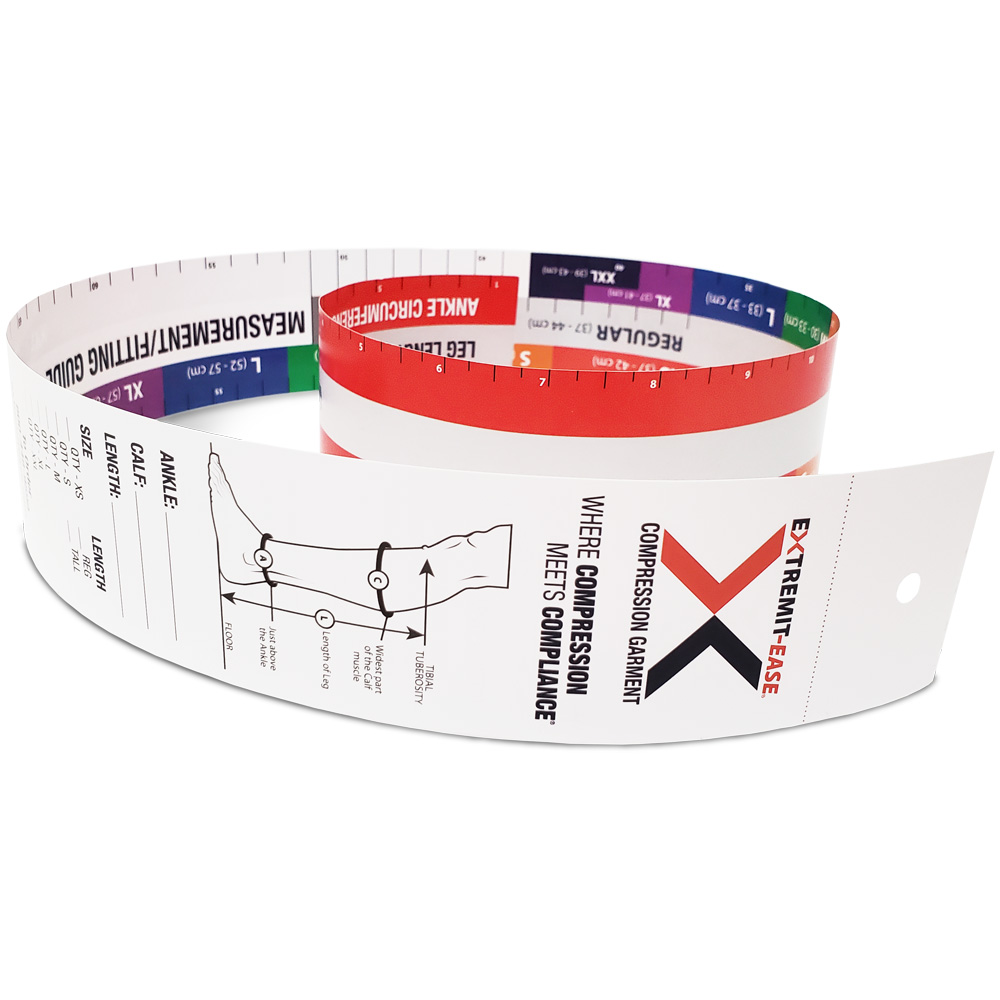 EXTREMIT-EASE Disposable Measurement Guide & Ruler
