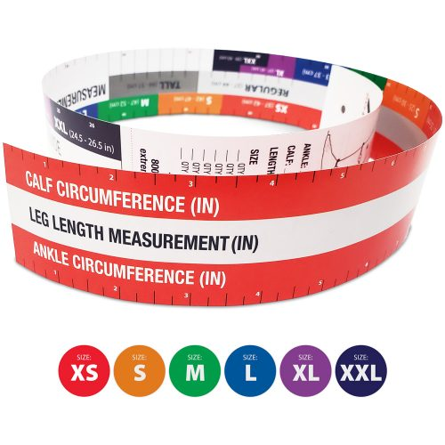 EXTREMIT-EASE Disposable Measurement Guide & Ruler with Sizes